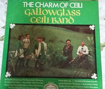 The charm of ceili gallowglass ceili bano Vinyl LP