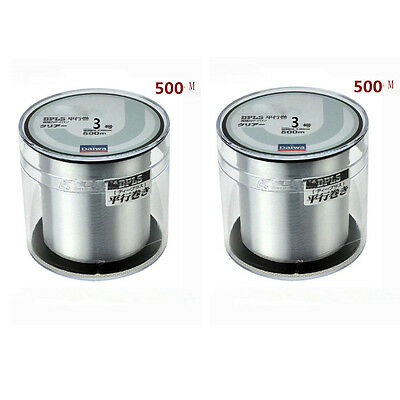 Nylon Professional Durable 500m Reservoir Pond Strong Fishing Lines Tackle Line
