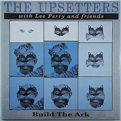 The Upsetters With Lee Perry And Friends - Build The Ark 3xLP Box Trojan Records