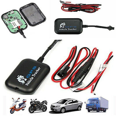 Mini GSM GPRS GPS Tracker Vehicle Truck Car Real Time Tracking Device Grand DIY