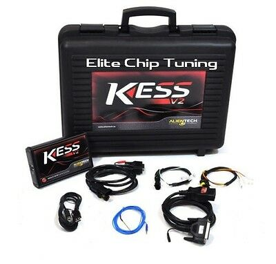 Alientech KESS V2 Slave Tool, Tuning Remapping Kits