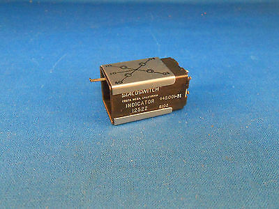 44S001-31 Stacoswitch Light Ind.  Bulb T-1 3/4  New Old Stock