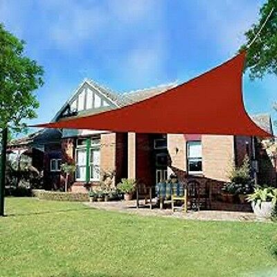 3X3 m Sun Shade Sail Garden Patio Party Sunscreen Awning Canopy 98% UV Block