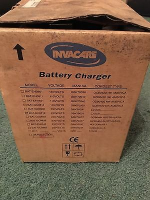 Invacare bat-gc0812 Battery Charger - Wheelchair