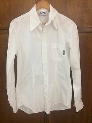 CAMICIA SHIRT D&G DOLCE E GABBANA VINTAGE MADE IN ITALY 100% COTONE tgl M