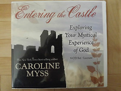 Entering the Castle Exploring Your Experience of God 9 CD Audio Book Genuine NEW
