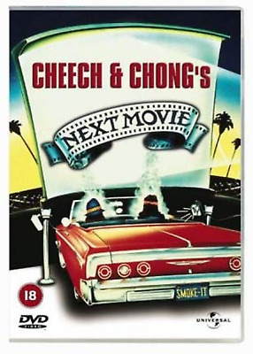 Cheech And Chong's Next Movie DVD Comedy Original UK Release Brand New Sealed R2
