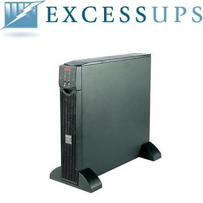 Apc Smart-Ups On-Line Rt 2200Va Surta2200Xl With New Batteries! 1 Year Warranty!