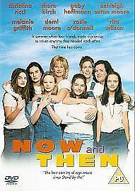 Now and Then DVD Christina Ricci Demi Moore Original UK Release New Sealed R2
