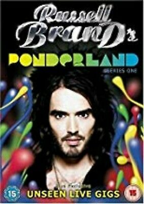 Russell Brand Ponderland Complete Series 1 DVD Original UK Release New Sealed R2