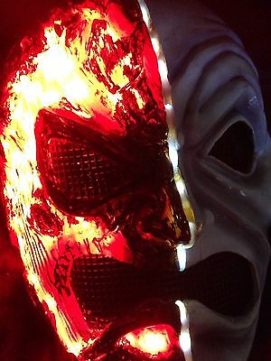 Da Kurlzz Mask Hollywood Undead Notes From The Underground