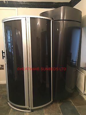 Stand Up Sunbed Changing Pods/cubicles