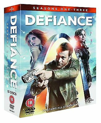 Defiance Complete Collection Series 1-3 DVD Box Set Season 1 2 3 UK Release NEW