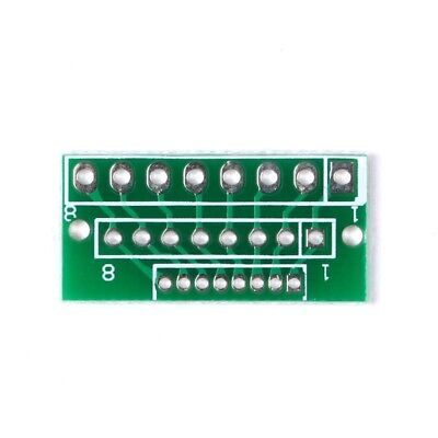 5pcs x PinBoard 1.27MM 2.0MM 2.54MM 8Pin Converter Stable for Wireless Module