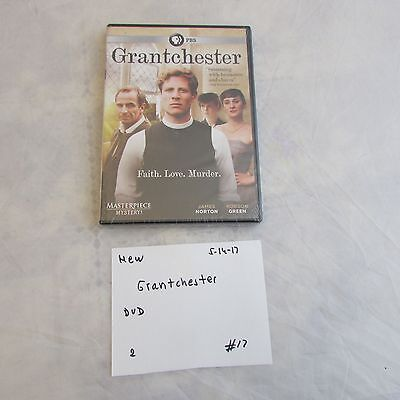 brand new PBS Masterpiece Mystery Grantchester DVD-James Norton  0514