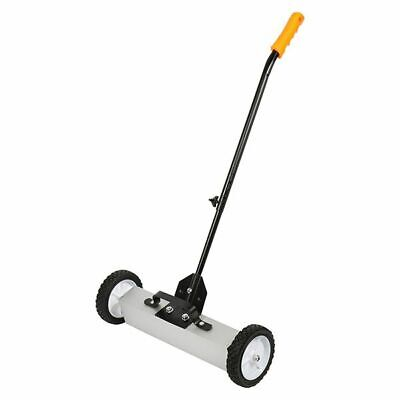 """Super 24"""" Magnetic Sweeper Broom Magnet Warehouse Industrial Heavy Duty"""