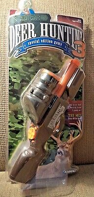 Radica Deer Huntin' 3 Special Edition 2 Games In 1 *new*