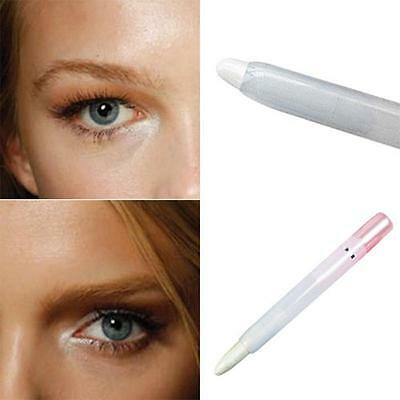 Women Charm Pearl White Glisten Cosmetic Makeup Eyelid Eyeliner Eye Shadow Pen