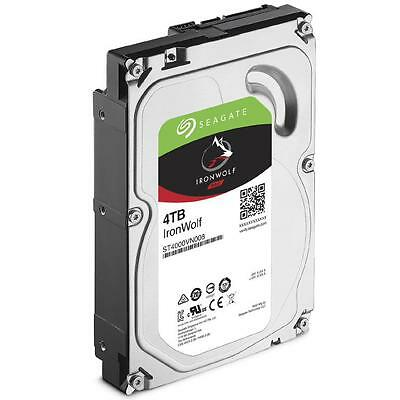 Seagate IRONWOLF ST4000VN008 NAS HD 4TB 3.5 SATAII  - 20% OFF Code = PING20