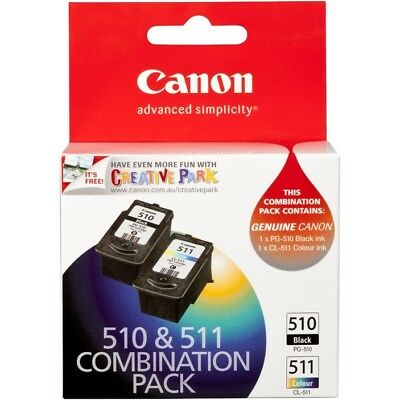 Canon PG510CL511CP PG510 / CL511 Combo Pack