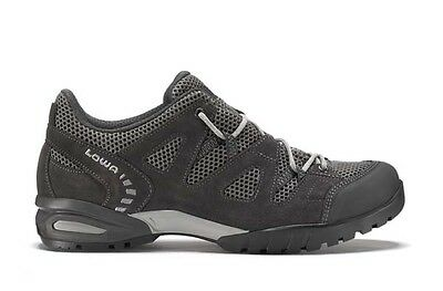 LOWA Phoenix Mesh Lo Shoe/dark grey