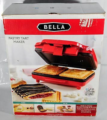 NEW Bella Electric Treats Series Pastry Tart Maker FAST Shipping