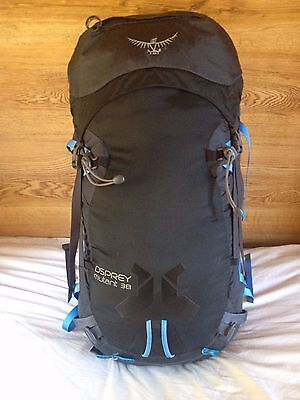 Osprey Mutant 38 Litre Climbing / Ski Mountaineering Backpack