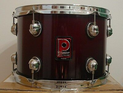 "Premier Genista maple tom 13"" x 9"" cherry red fade 42803 CRF-R"
