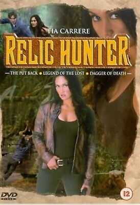 Relic Hunter Complete Series 2 Vol 1 DVD All Episode Second Season UK NEW R2
