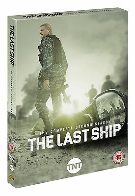 The Last Ship Complete Series 2 DVD All Episode Second Season UK Release NEW R2
