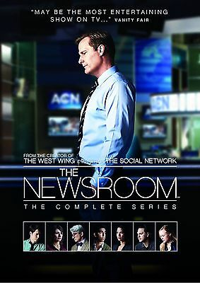 The Newsroom  Complete Collection Series 1-3 DVD Box Set Season 1 2 3 UK NEW