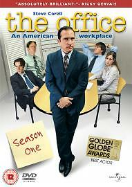 The Office An American Workplace Complete Series 1 DVD First Season UK R2 NEW