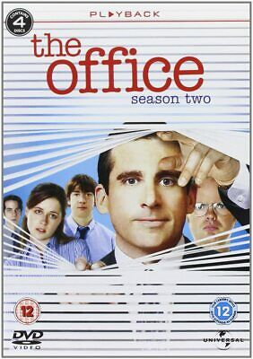 The Office An American Workplace Complete Series 2 DVD Second Season UK NEW R2