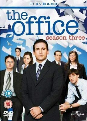 The Office An American Workplace Complete Series 3 DVD Third Season UK NEW R2