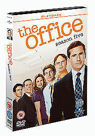 The Office An American Workplace Complete Series 5 DVD Fifth Season UK NEW R2