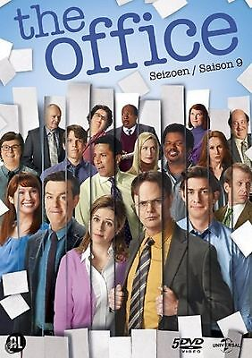 The Office An American Workplace Complete Series 9 DVD Nineth Season UK NEW R2