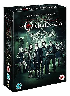 The Originals Complete Collection 1-3 DVD Box Set All Seasons 1 2 3 UK NEW R2