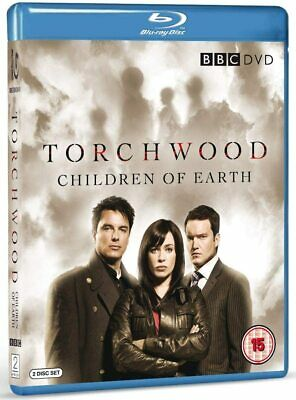Torchwood Complete Series 3 Children of Earth Blu Ray All Episodes Third Season