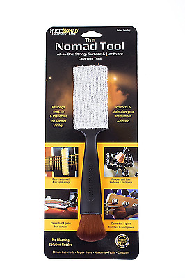 MusicNomad The Nomad String, Body and Hardware Cleaner
