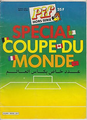 2! - Rare programme Mexico 1986 FIFA World Cup France & Russian Edition