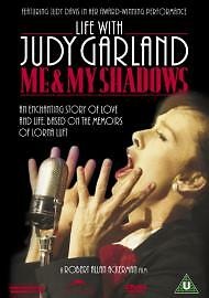 Life with Judy Garland Me and My Shadows DVD BIOPIC TRUE STORY UK New Movie Film