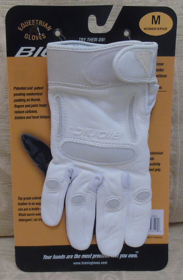 Bionic Womens Equestrian Horse Riding Gloves