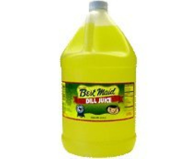 Best Maid Dill Juice 1 Gal - #1 Pickle in Texas - FREE Shipping USA Seller