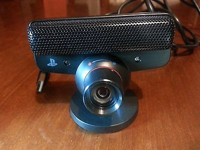 Eye Camera Telecamera X Ps3 Console Come Nuova Originale Sony Playstation 3 Cam
