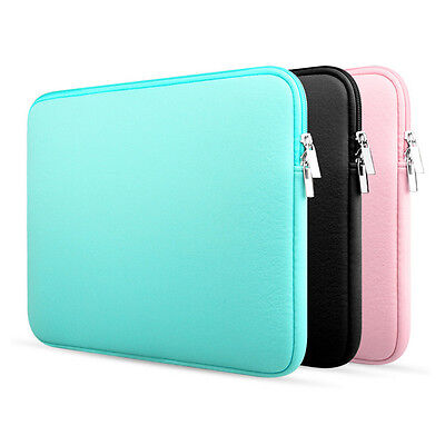 Notebook Laptop Liner Sleeve Bag Cover Case For 11/13/14/15 inch MacBook Air/Pro