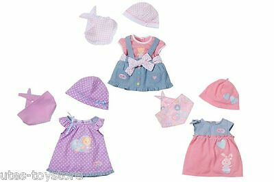 Orig. Baby Born >>> Jeans Basic Outfit 816455 <<< 43 cm