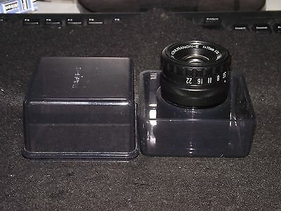 KOMURANON-E 75mm f5.6 KOMURA ENLARGING LENS, MINT CONDITION IN KEEPER!!!!!!!