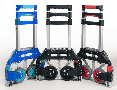 Heavy Duty Lightweight Folding Foldable Hand Sack Truck Barrow Cart/trolley