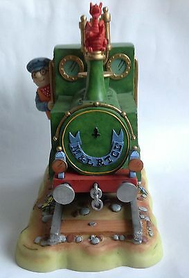 Robert Harrop Ivor The Engine (Iv01) Limited Edition Of 600 Mint With Box