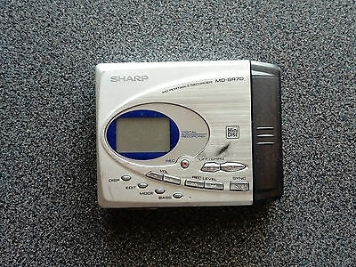 Sharp MD-SR70 Minidisc Recorder